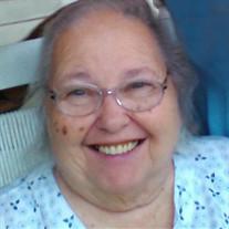 Rhoda Carol Vance