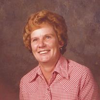 Carole JoAnne (McDaniel) Davis