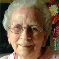 Garnet Ruth Mills