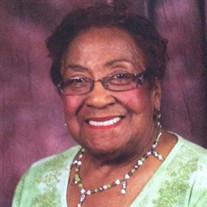 Mrs. Hattie Mae Lawson