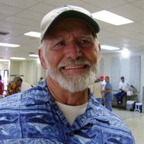 Larry Harold Tiblier, Sr.