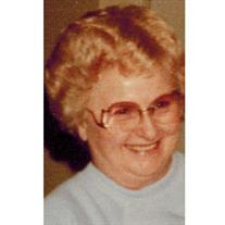 Mary  Frances Howell