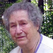 Alberta M. Almekinder