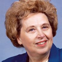 Martha Virginia Houghton