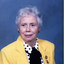 Mrs. Mary Etta McConnell