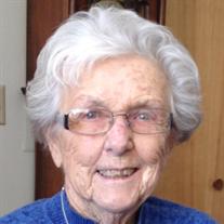 Marjorie Margaret Blaser