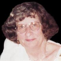 Gloria  Ann Delvaux