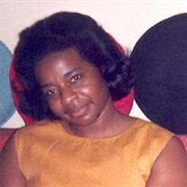 Mrs Mary Willetta Jones