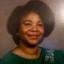 Mrs Annie  Lee Wallace Scott