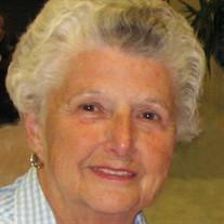 Mrs. Martha Grace Mosley  Morris