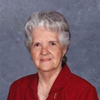 Margaret Ruth Ledford Cagle