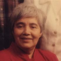 Maria Ninfa Munoz Shuffield