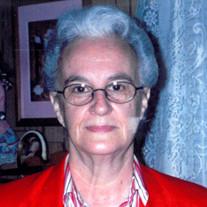Patricia Ann Wax