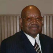 Mr. Arthur James Echols