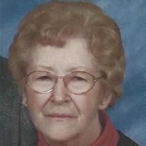 Agnes Elizabeth Evans