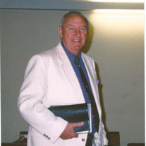 Rev. Dr.  Maurice Newton Adams