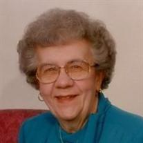 Mrs. Mary Arleen Wetherall Van Ryswyk Wells