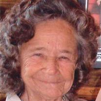 Willie Mae Mathieu