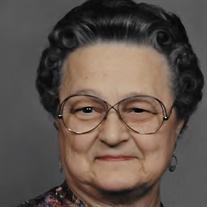 Virginia E. Schumacher