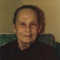Frances P  Smerdon