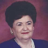 Mrs. Sara Jacqueline Nash