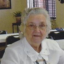 Bertha E. Thompson