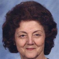 Mrs Helen  Cynthia Mallette Barry