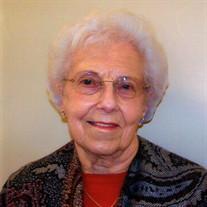 Marjorie E.  Bennett