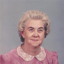 Dorothy Mae Rhoden