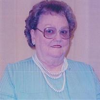 Thelma J. (Hall) Flowers