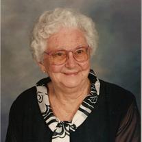Mary Frances Franklin