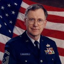 CMSgt (Ret.) Patrick E.  McAllister