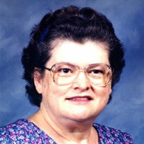 Edna Florence Glasscock  Banfield