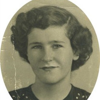 Betty June Robinson