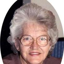 Alma Fay  Hamilton
