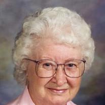 Anna Frances  Blackburn