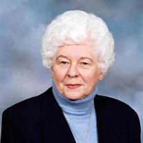 Evelyn Mae Nebergall