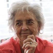 Mrs. Gladys Sledge Harris