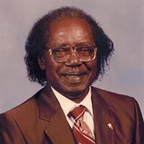 Mr. Otis C. Abner Sr.