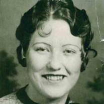 Agnes L. Ward