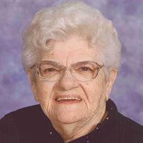 Florence Pearl Sternhagen
