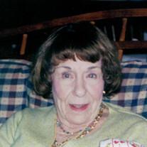 Dorothy Elaine Montgomery