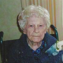 Sophie M. Wojcik