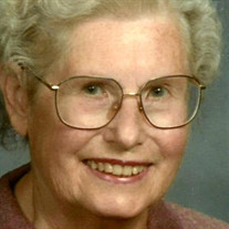 "Elizabeth ""Betty"" Lois Armstrong"