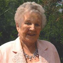 Mrs. Kathleen Abbott Moore Clark