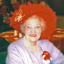 Mrs. Mary Ann E. Halt