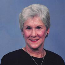 Mrs. Sarah Jordan Matthews