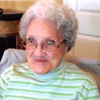 Mrs. Dorothy Roberts Renfrow