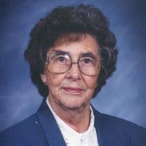 Mrs. Jeanne Johnson
