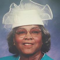 Mrs. Estella Rodgers